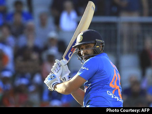 Video : Rohit Sharma To Lead India In Asia Cup 2018