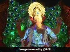 Ganesh Chaturthi: Mumbai's Lalbaugcha Raja First Look, Darshan Timings Revealed