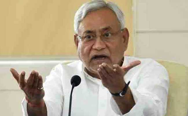 Nitish Kumar Makes Strong Pitch For Special Assistance For Bihar