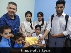 Kerala Flood Relief: Jamia School Children Donate Rs 1 Lakh From Their Pocket Money
