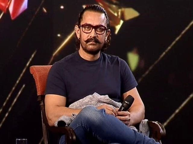 Video : Aamir Khan Reveals Why He Will Not Join Politics