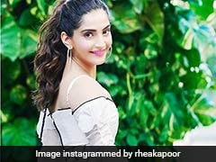 Sonam Kapoor's Elegant Look Takes Us Back In Time