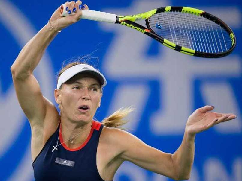 Caroline Wozniacki, Angelique Kerber Ease Through First Round At Wuhan Open