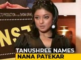Video: Tanushree Dutta Names Nana Patekar As Alleged Harasser 10 Years Ago