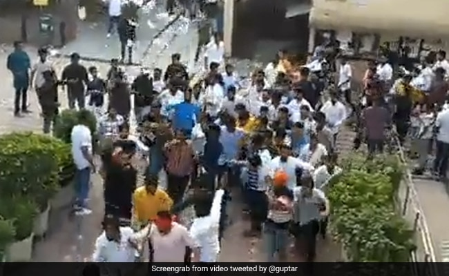 ABVP Supporters Ransack Delhi College; Police Deny Receiving Complaint
