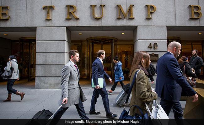 On 9/11, Trump Said His Building Was Lower Manhattan's Tallest. It Wasn't