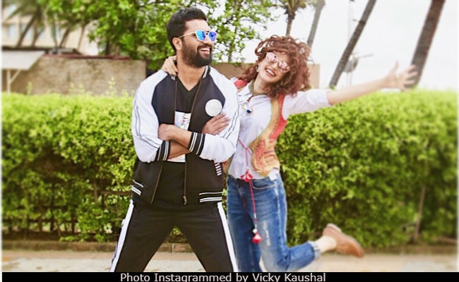Amitabh Bachchan Sent Vicky Kaushal And Taapsee Pannu 'The Letter Every Actor Waits For'