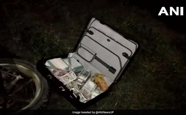 2 Arrested, Rs 10 Lakh Cash Seized In Encounter In UP's Shamli