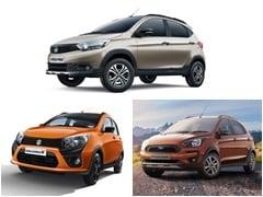Tata Tiago NRG vs Maruti Suzuki Celerio X vs Ford Freestyle: Price Comparison