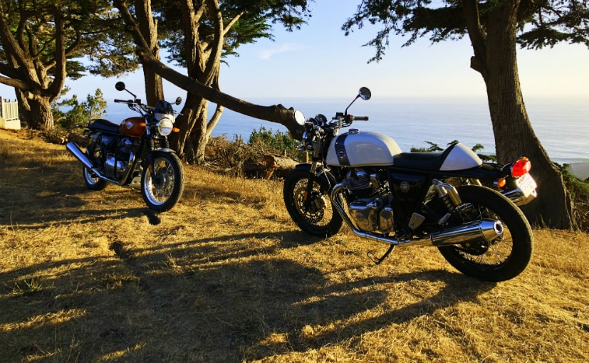 This is the first time that Royal Enfield has increased the prices of its 650 Twins