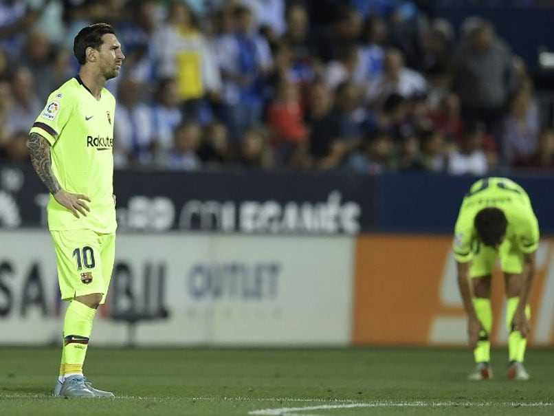 Barcelona, Real Madrid Endure Surprise La Liga Defeats