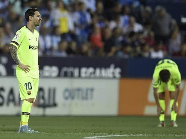 Barcelona, Real Madrid Endure Surprise La Liga Defeats