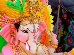 In Maharashtra, Muharram Sawari, Ganesha Idol Installed Under One Roof