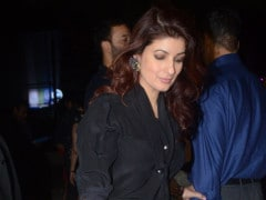 Twinkle Khanna Proves That There's No Getting Over Slit Dresses