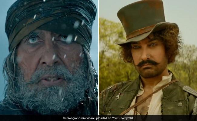 Thugs Of Hindostan Box Office Day 3: निगेटिव रिव्यू का पड़ा असर, तीसरे दिन 'ठग्स ऑफ हिन्दोस्तां' की कमाई में भारी गिरावट