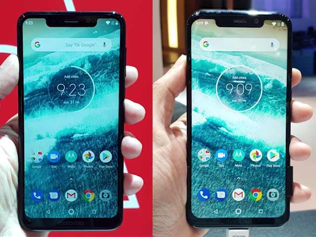Video : Motorola One, Motorola One Power First Look
