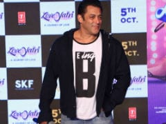 Salman Khan On Changing Film's Title To <I>Loveyatri</I>: 'We Don't Want To Hurt The Sentiments Of People'