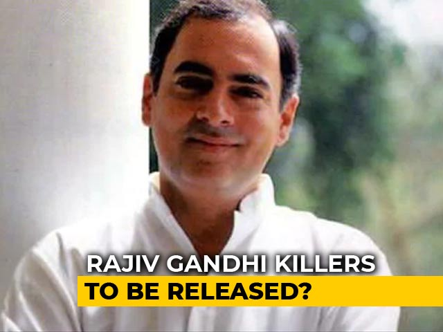 "Video : Centre ""Playing Politics"" Over Releasing Rajiv Gandhi Assassins: Congress"