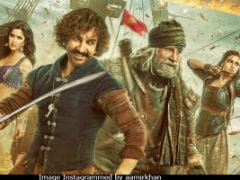 Thugs Of Hindostan: Aamir Khan 'Still Can't Believe' He's On A Poster With Amitabh Bachchan