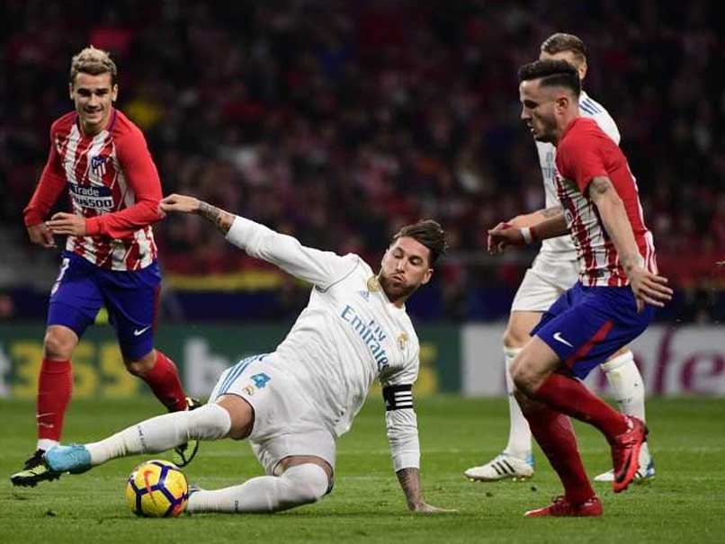 Ignorance Makes You Very Bold: Sergio Ramos Slams Antoine Griezmann Attitude