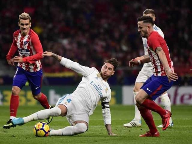 Ignorance Makes You Very Bold: Sergio Ramos Slams Antoine Griezmann Attitude