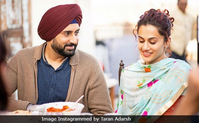 Manmarziyaan Box Office Collection Day 4: Abhishek Bachchan And Taapsee Pannu's Film Earns Rs 16.43 Crore