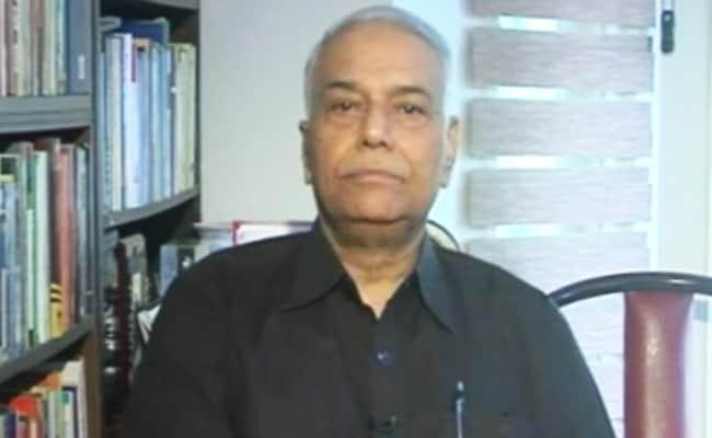 पूर्व केंद्रीय मंत्री यशवंत सिन्हा 'प्रधानमंत्री आय संरक्षण' योजना के खिलाफ होशंगाबाद में रैली करेंगे