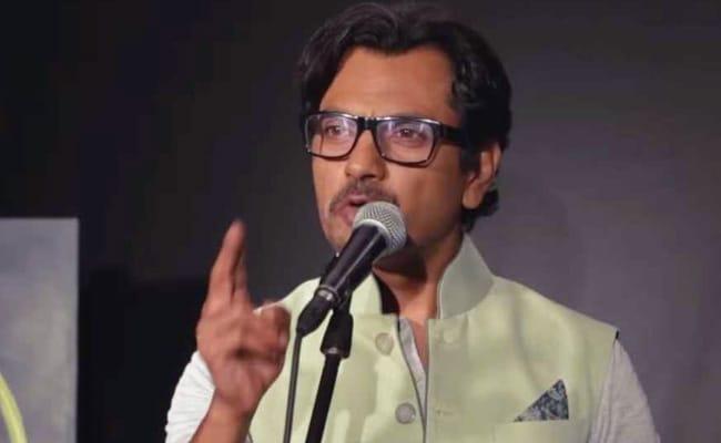 नवाजुद्दीन सिद्दीकी बोले- 'ओछेपन ने नैतिकता को रद्दी के भाव बेच दिया है...', Video हुआ वायरल