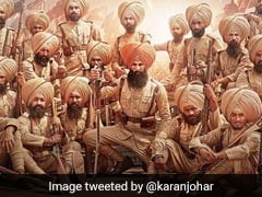 <I>Kesari</i> First Look Is Akshay Kumar's Tribute To Battle Of Saragarhi 'Heroes'