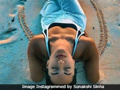 'Mermaids Exist,' Sonakshi Sinha Shares Proof