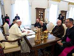 Pope Francis Orders Investigation Of US Bishop After Church Leaders Meet