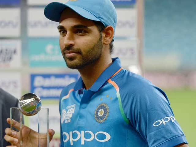 Asia Cup 2018: Bhuvneshwar Kumar Praises Indias Bowling Unit After Win Over Pakistan