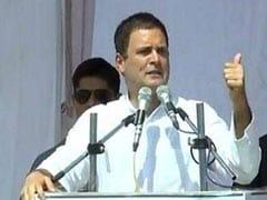 'मेड इन चाइना' मूर्ति सरदार पटेल का अपमान: राहुल गांधी