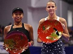 Karolina Pliskova Floors Naomi Osaka To Win Pan Pacific Open