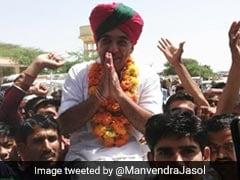 वाजपेयी सरकार में मंत्री रहे जसवंत सिंह के बेटे और विधायक मानवेंद्र ने छोड़ी बीजेपी