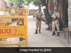 Chinese Man Arrested In Delhi For Running