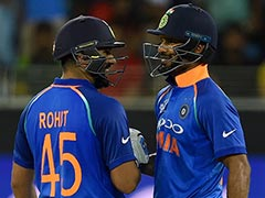 India vs Pakistan, Asia Cup Live Score: Rohit Sharma, Shikhar Dhawan Off To Solid Start Against Pakistan