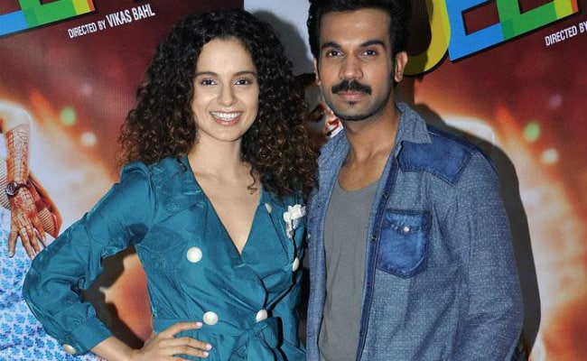 Kangana Ranaut's Rapport With Rajkummar Rao Is, Well, Refreshing