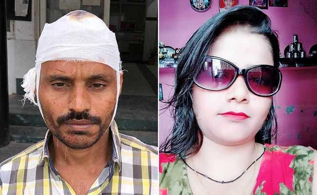 दिल्ली : छोटे एलपीजी सिलिंडर से वार करके पत्नी की निर्मम हत्या