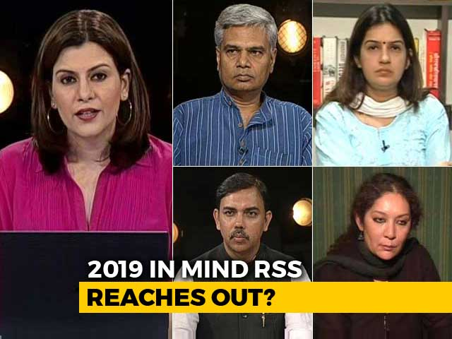Video : Should Opposition Be In A Dialogue With RSS?