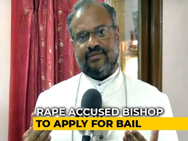 Video : Priest Accused Of Raping Kerala Nun Seeks Protection From Arrest