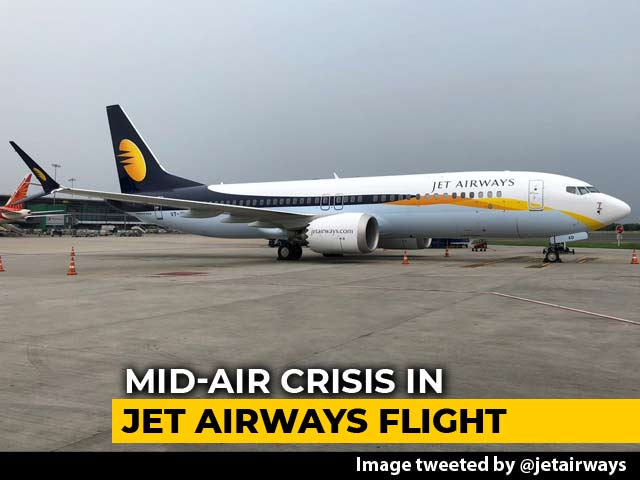"Video : ""Weren't Sure If We Will Survive"": Passengers Recount Tense Moments On Jet Flight"
