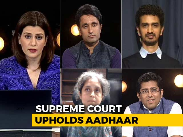 Video : Is The Watered Down Aadhaar Better For Citizens?