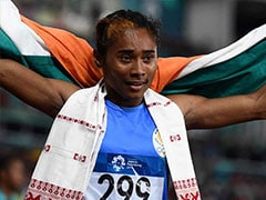 Hima Das Says She Didn