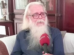 """Padma Award For A Below Average Scientist?"": Former Kerala Top Cop On Nambi Narayanan"