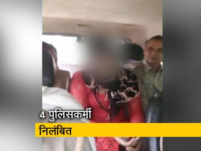 Video : मेरठ में 'लव जिहाद' के नाम पर मारपीट