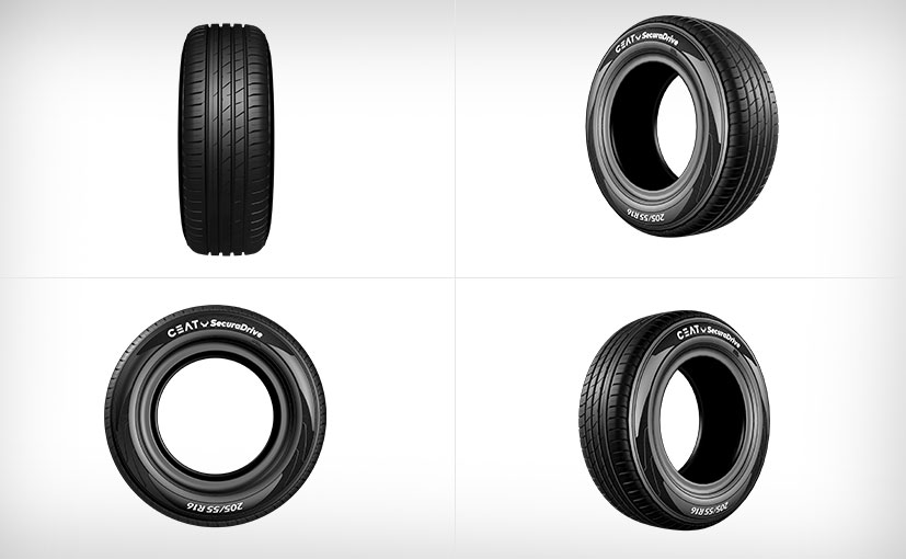 CEAT is offering the SecuraDrive tyres in seven sizes in 15- and 16-inch options