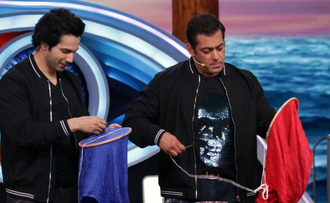 ICYMI, The Sui Dhaaga Challenge Kept Salman Khan, Janhvi Kapoor And Others Busy Over The Weekend