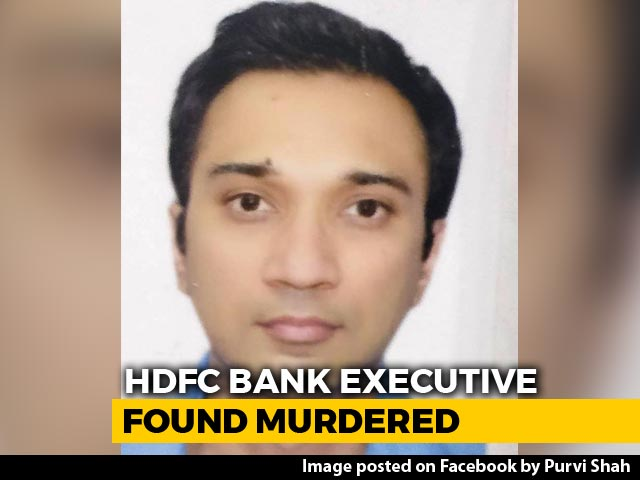 Video : Mumbai HDFC Bank Executive Killed For Money, Say Police