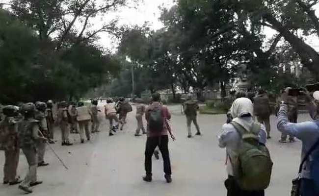 Argument Over Food Sparks Clashes At BHU, Police Case Against 18 Students